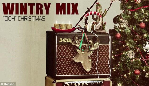 Video: Hanson Work on New Christmas Album