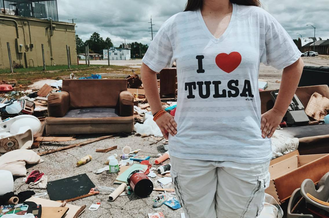 Tulsa Times #63  Give A Little Love To Tulsa
