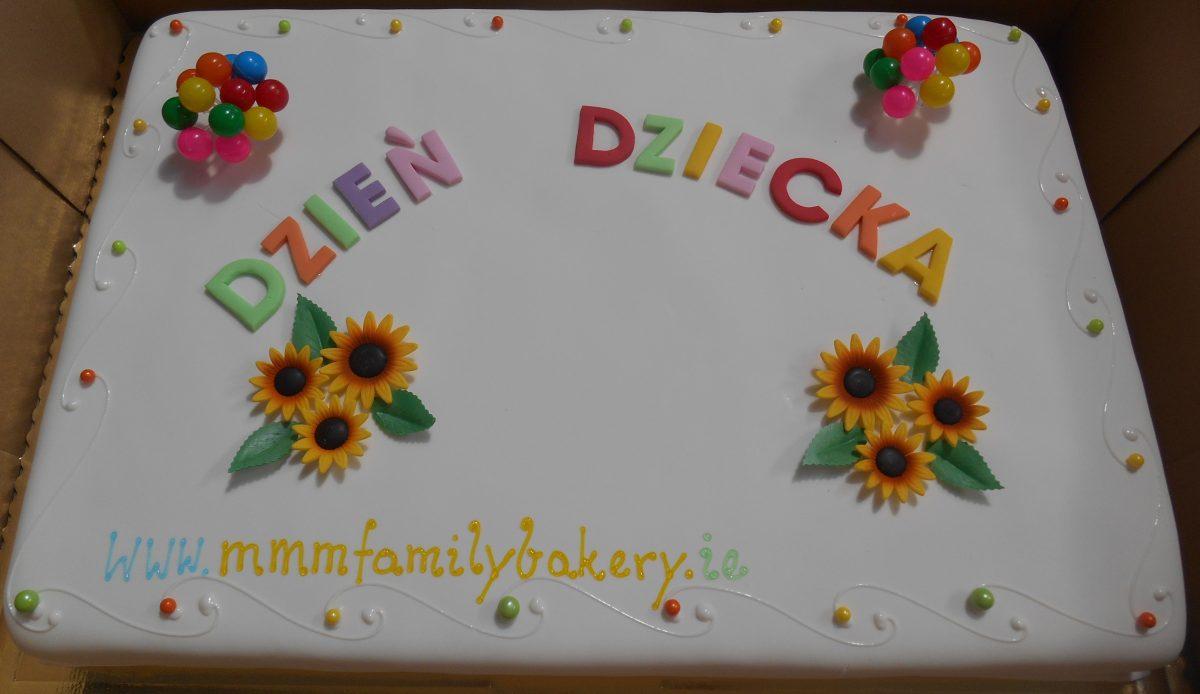 Children Day cake
