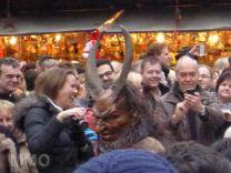 Perchtenlauf Marienplatz 12-2014 - 02