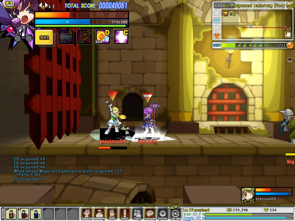 elsword online review and