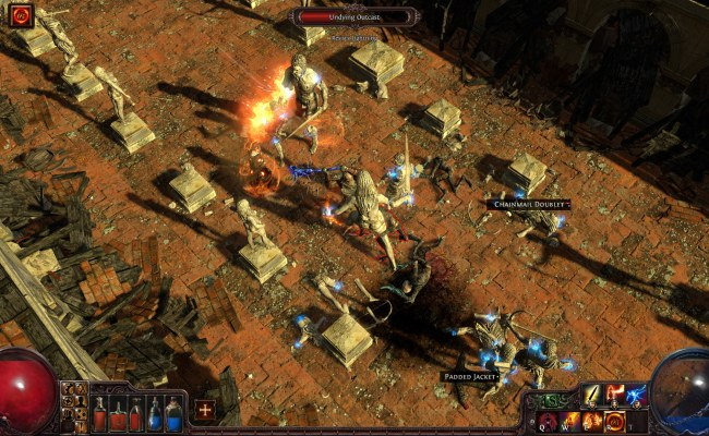 Path Of Exile Review And Download