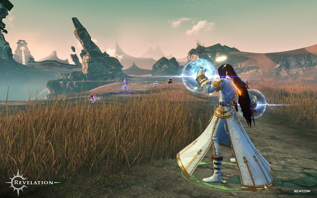 revelation online first contact
