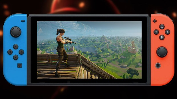 E3 2018 Fortnite Hits Nintendo Switch Today MMO Bomb
