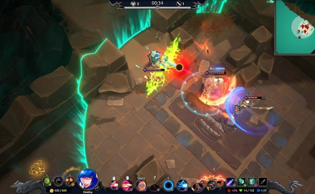 Battlerite Royale S Early Access Sits Atop Steam S Best Selling Chart Mmo Bomb