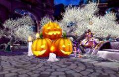 Aura Kingdom celebra o Halloween com a atualização das assombrações da Azuria