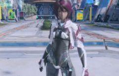 Sua espera acabou, o segurança chegou em Phantasy Star Online 2: New Genesis