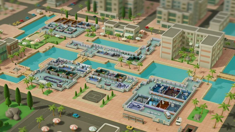Buy Two Point Hospital TPH Steam Game Key MMOGA