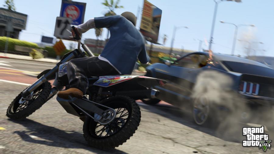 GTA 5 Xbox One Download Code Grand Theft Auto V MMOGA