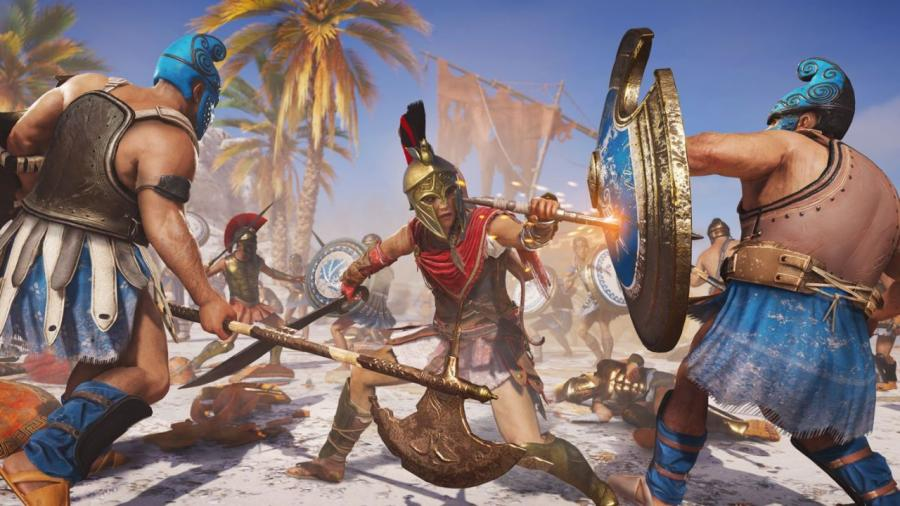 Assassins Creed Odyssey Xbox One Download Code MMOGA