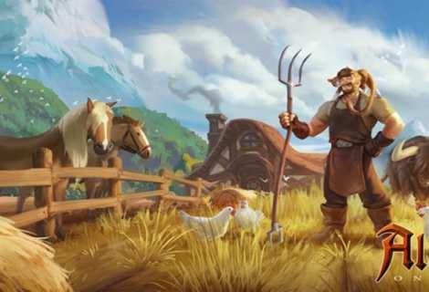 Albion Online - Guía Básica de granjas y cría de animales