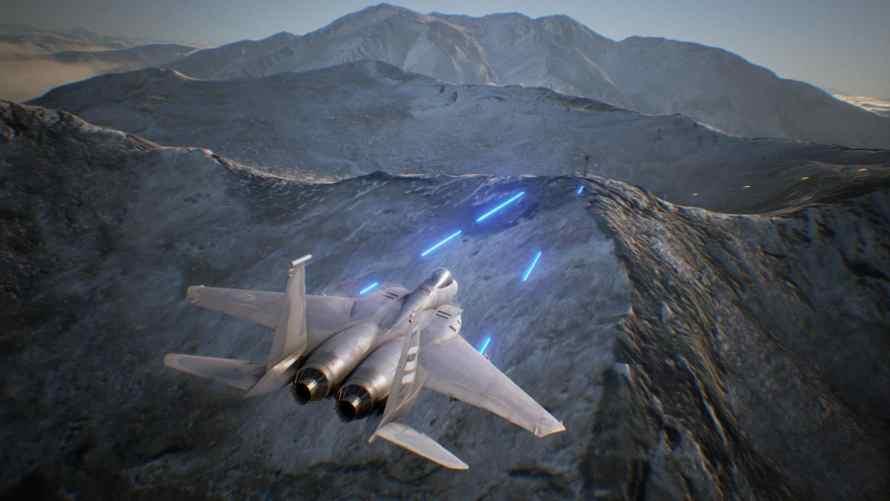 Ice Combat 7 Screen