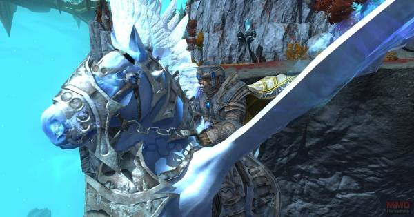 Everquest 2 Channeler Epic - Year of Clean Water