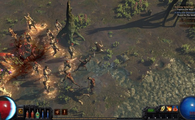 Path Of Exile Review Reviews Path Of Exile Review Mmorpg