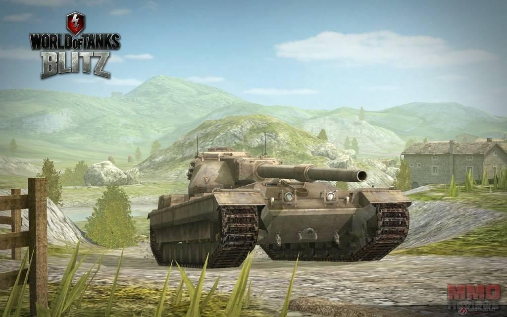 World Of Tanks Hd Wallpaper World Of Tanks Blitz Gets Major Update