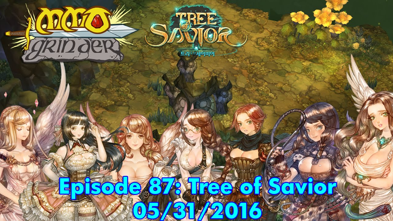 MMO Grinder Tree Of Savior Review MMOTube