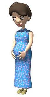 pregnant on Women in Ministry blog by Cheryl Schatz