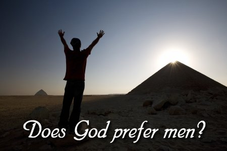 Does God Prefer Men? Women in Ministry blog Cheryl Schatz