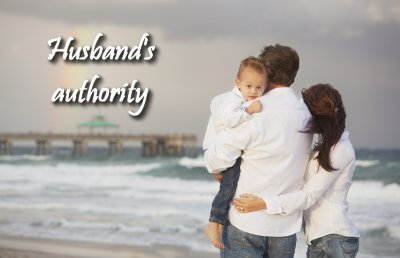 husband-authority on Women in Ministry by Cheryl Schatz