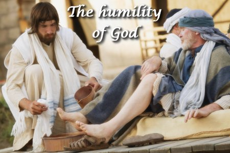The humility of God on Women in Ministry blog by Cheryl Schatz