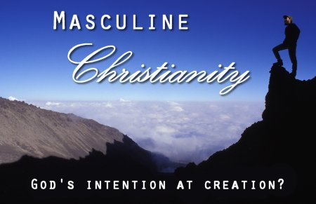 masculine-christianity on Women in Ministry blog by Cheryl Schatz