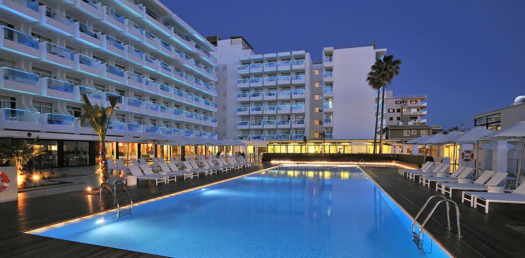 Modernisierung und umbau: Hotel Iberostar Cupido