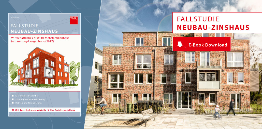Fallstudie Mehrfamilienhaus Neubau als E-Book