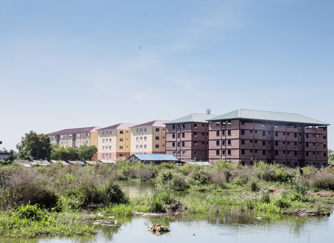 Japan supports lowcost housing experiment  The Myanmar Times
