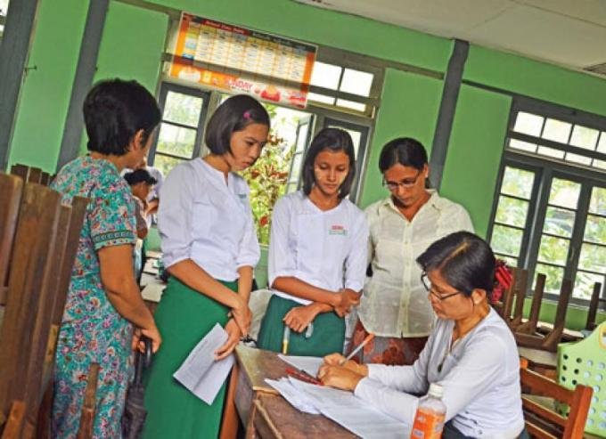 The price of education   The Myanmar Times