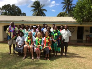Christian Distinctiveness Training - Return To Melanesia