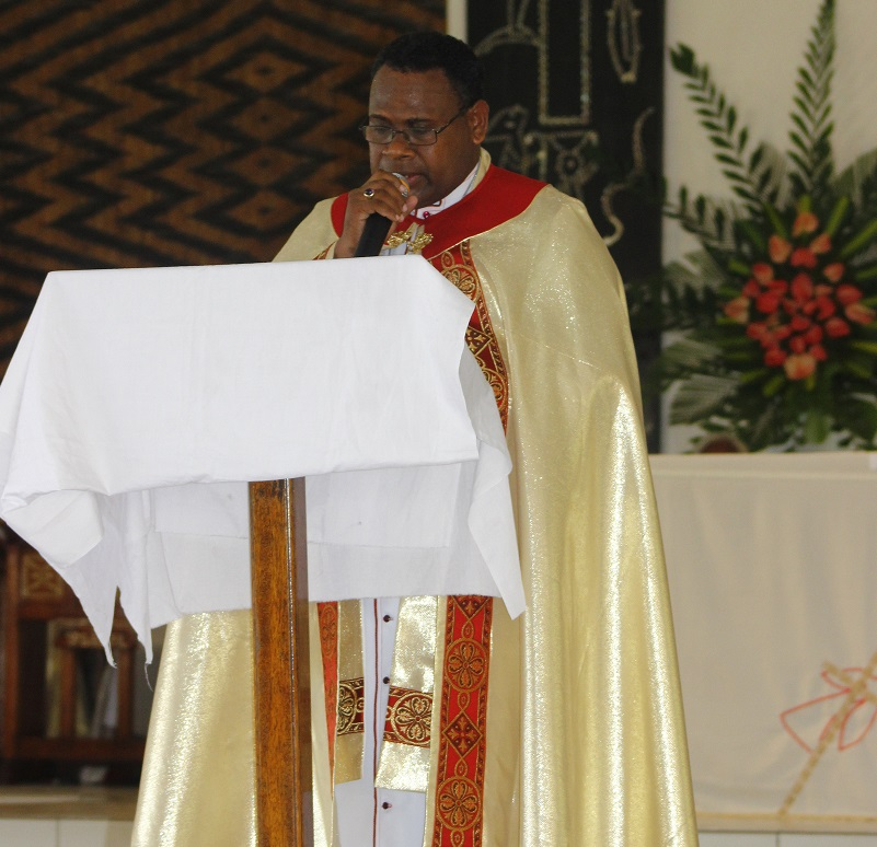 Archbishop Leonard Dawea Enthronement Address