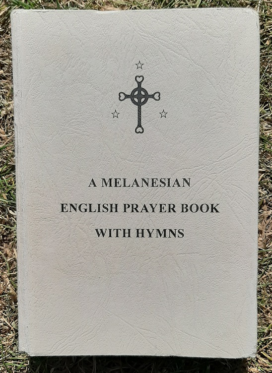 Melanesian Prayer Book