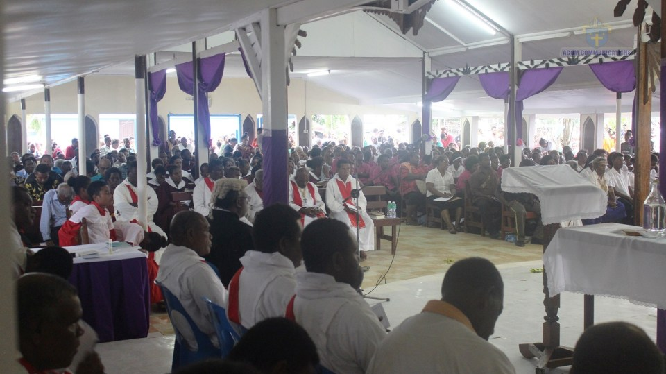 New Bishop - Diocese of Hanuato'o