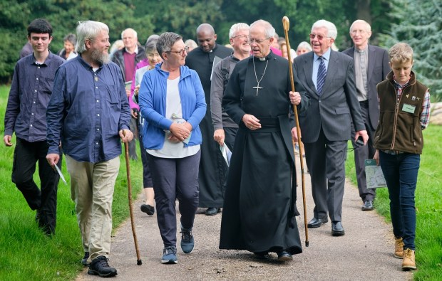 Archbishop of Canterbury opens Patteson's Ways