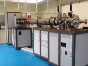 An Industrial visit to Low Energy Ion Beam Accelerator facility, Kurukshetra