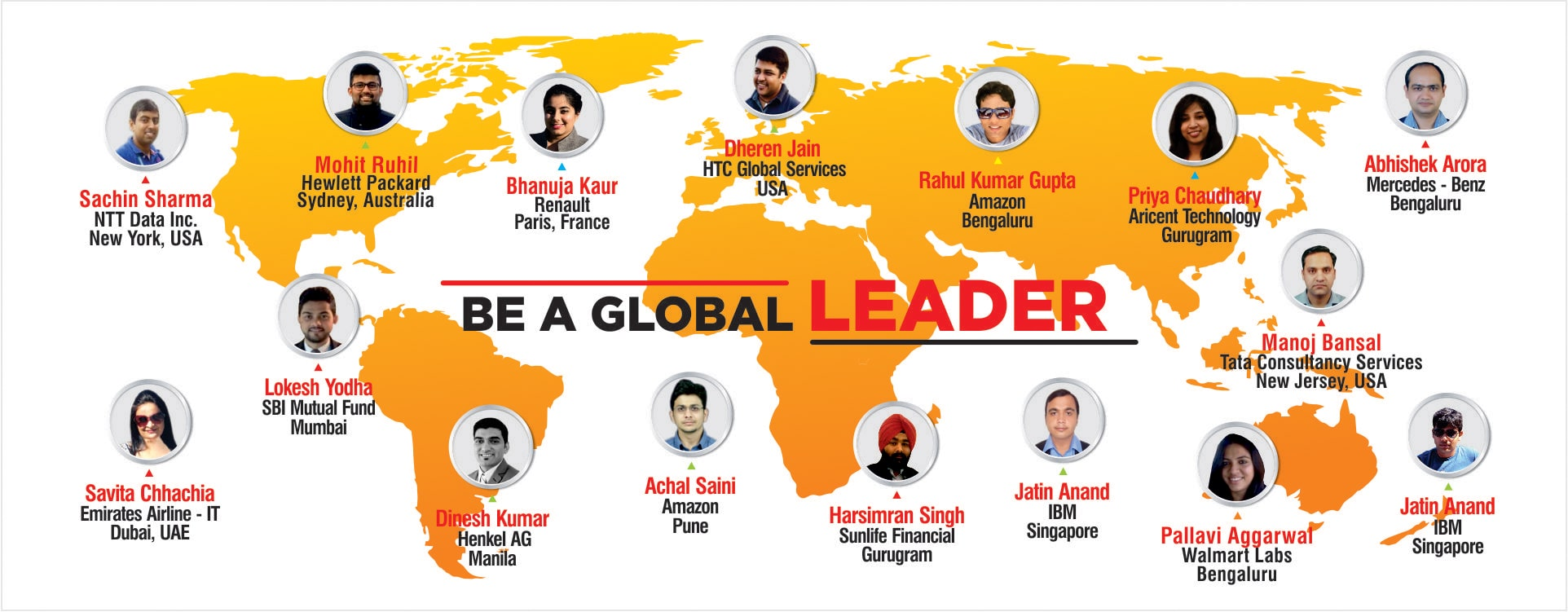 MMDU Be a Global Leader