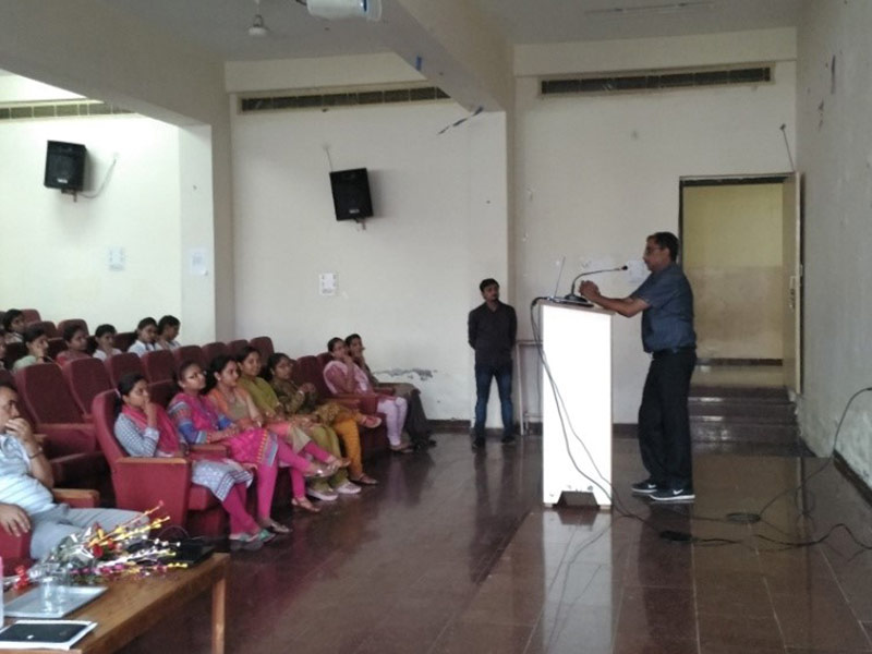 Motivational Talk on 'How to be Successful in Academic Life'
