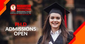 Admission Notice 2021 for Ph.D Programme
