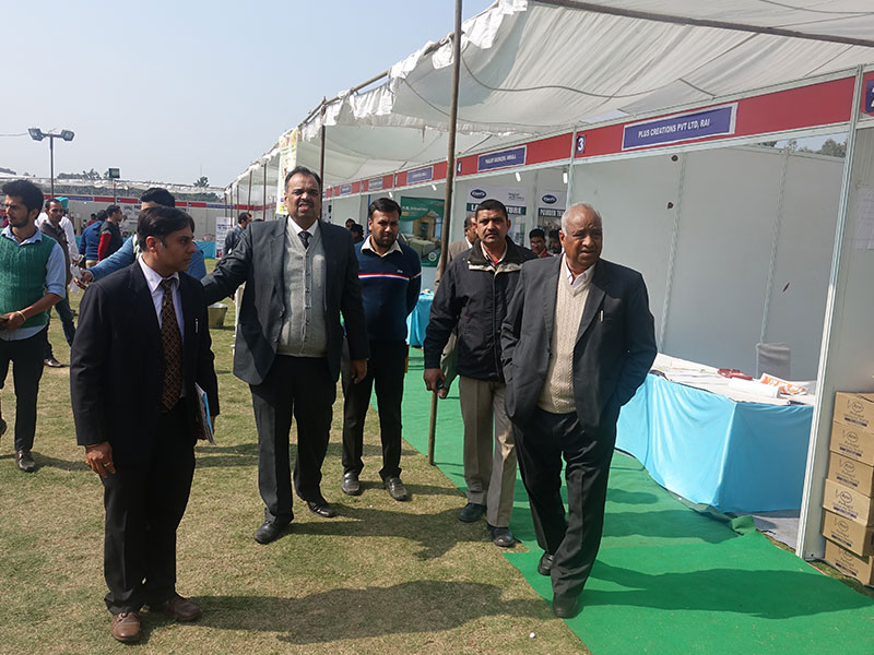 National Level Vendor Development Programme cum industrial exhibition on Pharmaceuticals, Hospital equipments and allied products
