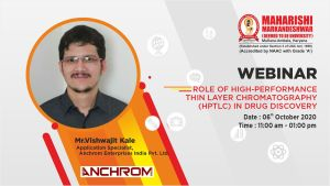 Webinar: Role of High-Performance Thin Layer Chromatography (HPTLC) in Drug Discovery