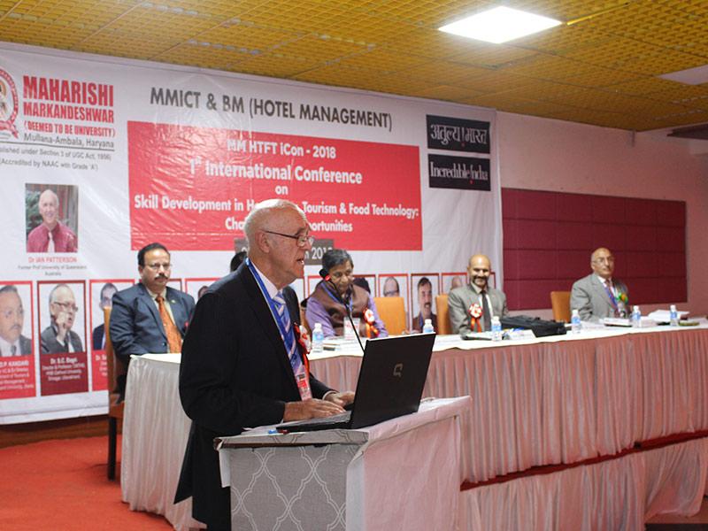 International Conference MMHTFT iCoN 2018