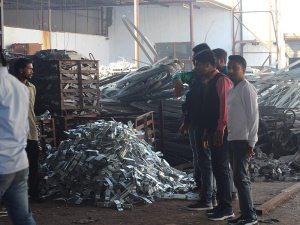 Dixit Steel and Badri Pharmaceuticals, Jaipur