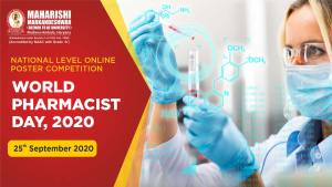 National level Online Poster competition on World pharmacist day, 2020