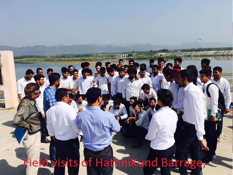 Hathni Kund Barrage, Yamuna Nagar