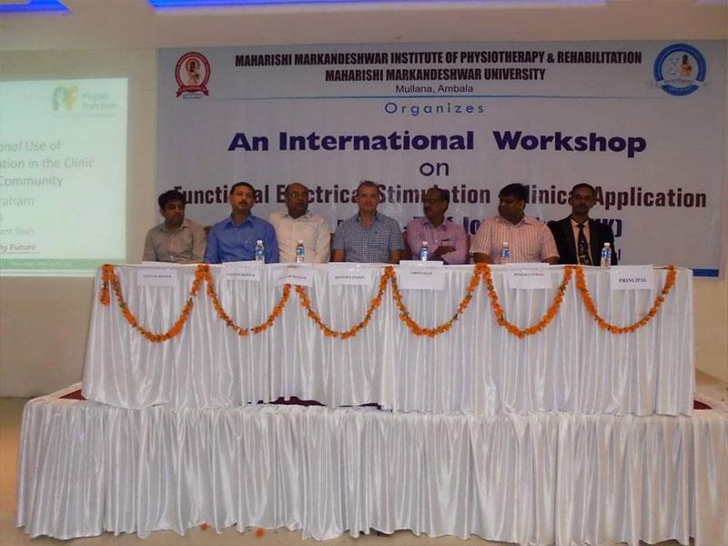 Workshop On Functional Electrical Stimulation