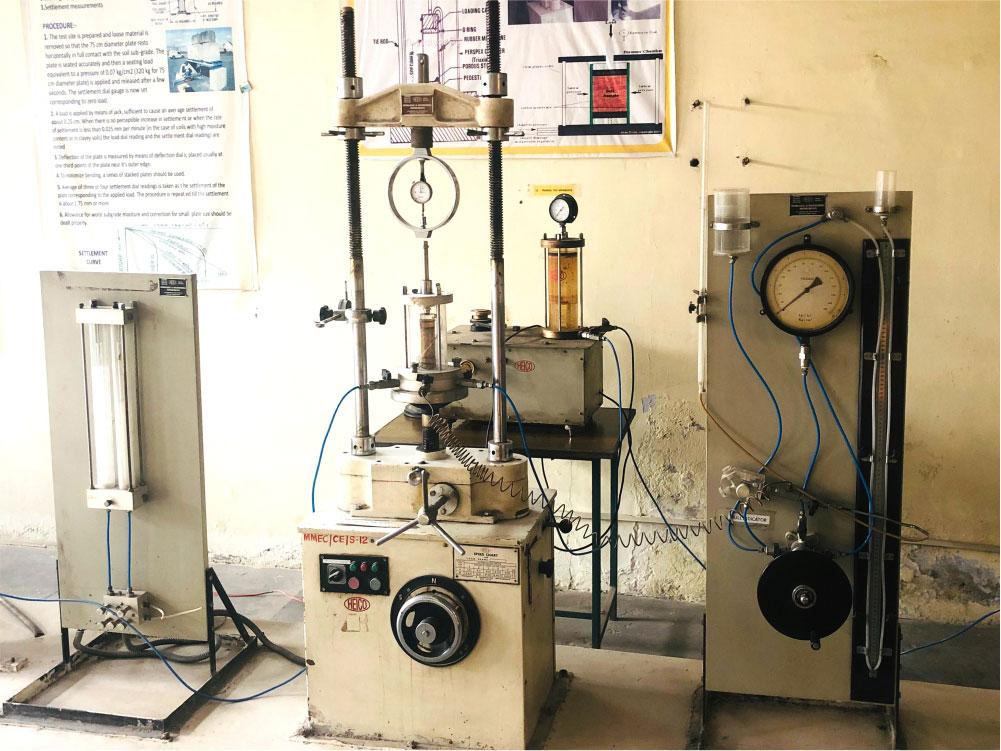 Geotech Lab