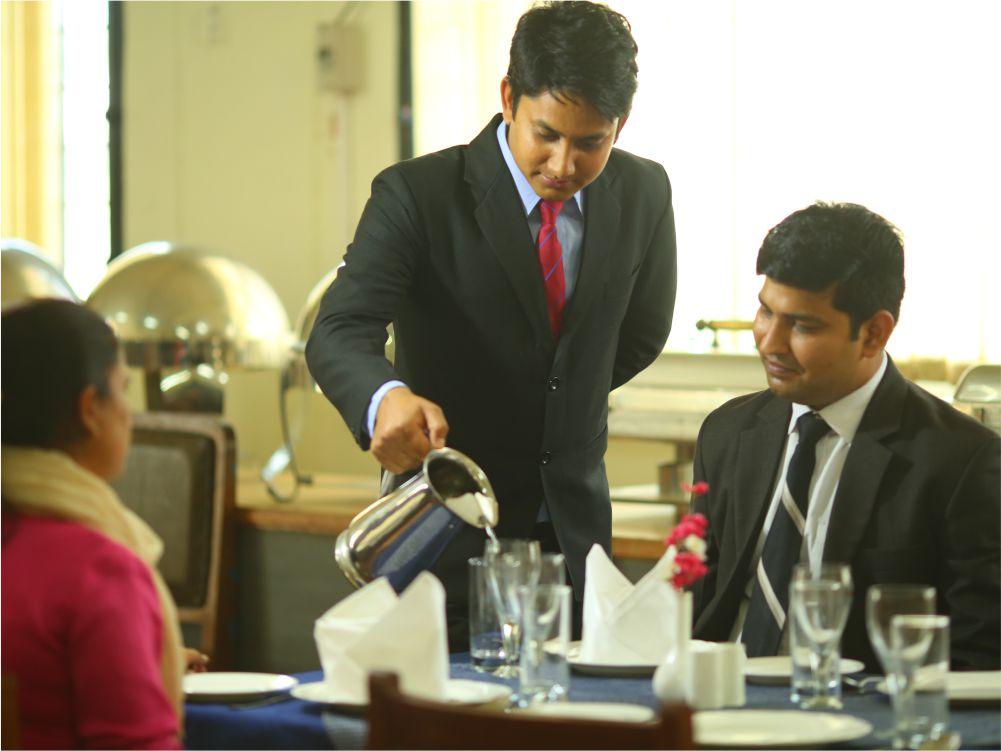 Training Restaurant