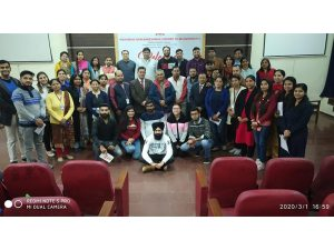 FDP on Student Induction through Universal Human Values (UHV) – 28