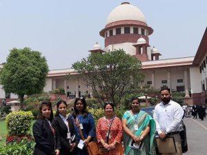 Supreme Court's visit