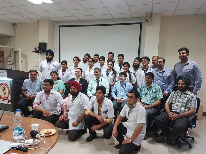 Workshop on current trends in orbital reconstruction